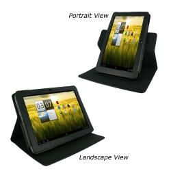 rooCASE Dual View Leather Case Cover for Acer Iconia Tab A200