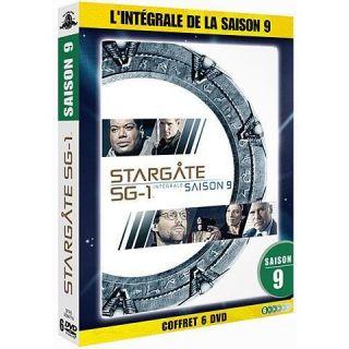 Stargate sg 1, saison 9 en DVD SERIE TV pas cher