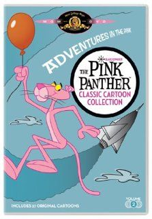 The Pink Panther Classic Cartoon Collection, Vol. 2