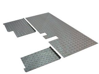 Yamaha G14,G16,G19,G22 Golf Cart Diamond Plate Floor