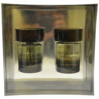 Yves Saint Laurent La Nuit De LHomme Mens 2 piece Gift Set