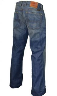 Lucky Brand Mens Straight Leg 165 Jeans: Clothing