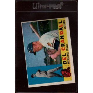1960 Topps #170 Del Crandall Nm *211607 Collectibles