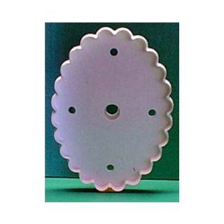 Orchard 165mm Fluted Oval Plaque Cutter