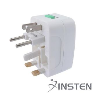 INSTEN White Worldwide Travel Charger Adapter Plug Today $4.49 4.6