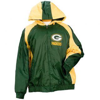 G3 Mens Green Bay Packers Winter Coat