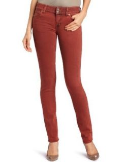 Red Engine Womens Cinder Hip Slimming Straight Leg Jean