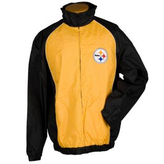 G3 Mens Pittsburgh Steelers Light Weight Jacket