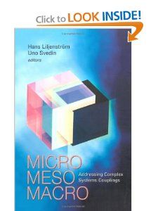 MICRO MESO MACRO Addressing Complex Systems Couplings Hans
