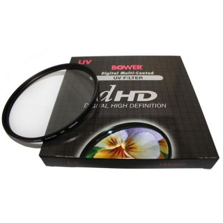 Bower 105mm Digital High Definition Ultra violet (UV) Filter