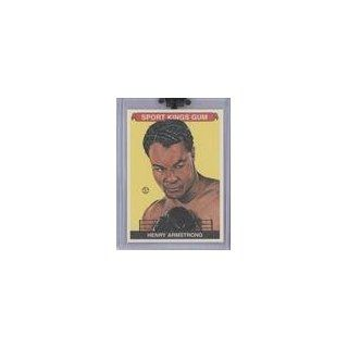 com Henry Armstrong (Trading Card) 2010 Sportkings #172 Collectibles