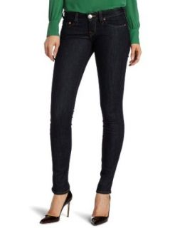 True Religion Womens Stella 32 Inch Inseam Skinny Jean