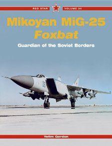 Mikoyan MiG 25 Foxbat Guardian of the Soviet Borders