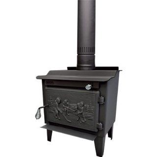 Rocket EPA Certified Wood Stove   40, 000 BTU, Model# DB03185