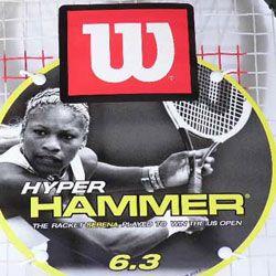 Wilson Hyper Hammer 6.3 110 Tennis Racket