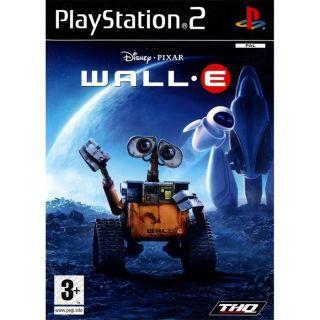 WALL E / jeu console PS2   Achat / Vente PLAYSTATION 2 WALL E   PS2
