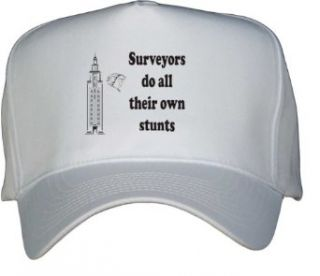 Surveyors do all their own stunts White Hat / Baseball Cap