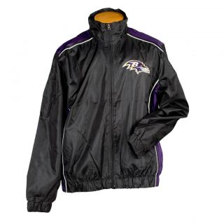G3 Mens Baltimore Ravens Light Weight Jacket