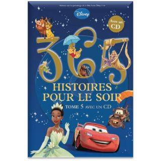 365 HISTOIRES POUR LE SOIR T.5   Achat / Vente livre Collectif pas