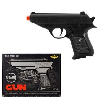 K12 FULL METAL AIRSOFT BB GUN 1/1 SCALE HIGH PERFORMANCE