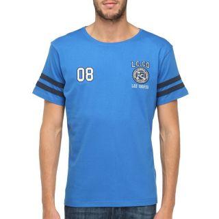 LEE COOPER T Shirt Homme Bleu dur   Achat / Vente T SHIRT LEE COOPER T