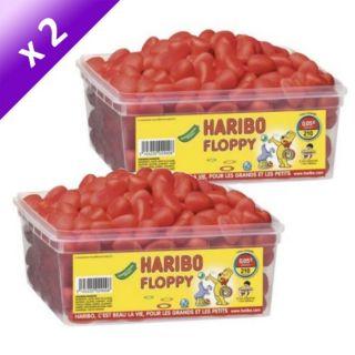 HARIBO Floppy 2x210 pièces   Achat / Vente CONFISERIE DE SUCRE HARIBO