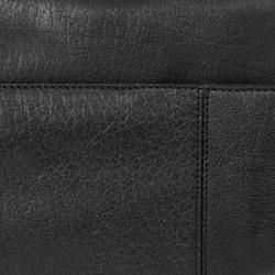 Kenneth Cole New York More or Mess Leather Messenger Bag