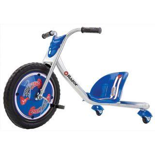 360° avec ce Rip Rider 360 Caster Trike. Cet engin à 3 roues (1 pneu