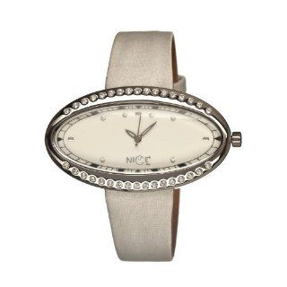 Nice Italy Eye Brill Ladies Watch (White Dial) Watches