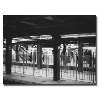 Moshayedi Station Canvas Art Today $55.99   $112.99
