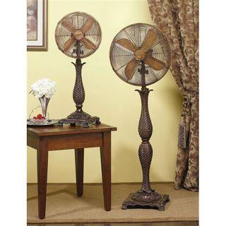 Roccoco 16 inch Floor Standing Fan