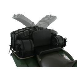 ATV Tek Arch Series Black ATV Rear Cargo Bag