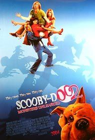 SCOOBY DOO 2 MONSTERS UNLEASHED ORIGINAL MOVIE POSTER