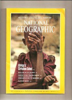 National Geographic Magazine (Vol. 172, No. 2, August 1987