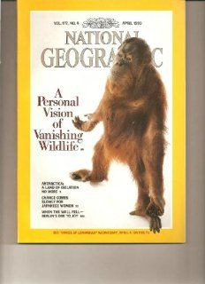 Vol. 177, No. 4, National Geographic Magazine, April 1990: Antarctica