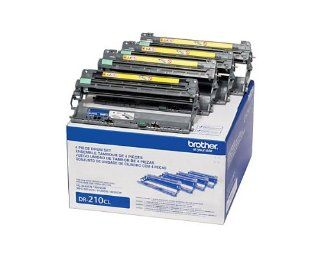 Brother HL 3045CN 4 Color Drum Unit Set (OEM) 15,000 Pages