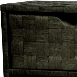 Natural Fiber 25 inch Chest of Drawers (China)
