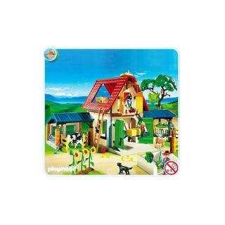 Playmobile Animal Farm Play Set