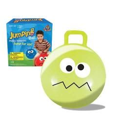 Lime Green 18 inch Jumping Ball