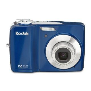 Kodak Easyshare C182 Digital Camera (Blue) Camera & Photo