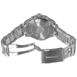 Tag Heuer Mens Aquaracer Stainless Steel Chronograph Watch
