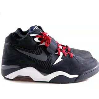 180 Barkley Navy Blue/Red/White Basketball Trainer Men Shoes Shoes