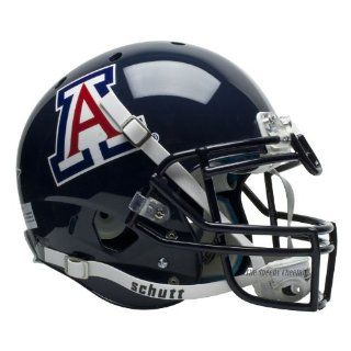 NCAA Arizona Wildcats Authentic XP Football Helmet Sports
