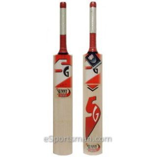 SG Sunny Tonny English Willow Cricket Bat, Short Handle