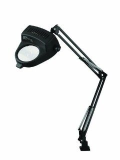 Lite Source LSM 184BLK Mag Lite 3 Diopter Magnifier Lamp, Black
