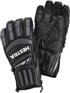 Hestra Seth Morrison Pro Glove (Black/Grey, 7) Clothing