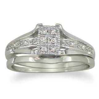 SuperJeweler Fantastic Low Priced Diamond Bridal Wedding
