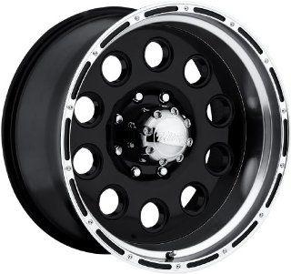 Ultra Wheels Baja Champ RWD Type 185 Black Wheel with Diamond Cut Lip