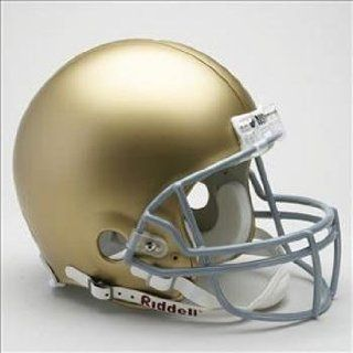 Notre Dame Fighting Irish NCAA Riddell Full Size Authentic