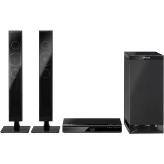 Panasonic SC HTB350 2.1 Speaker System   240 W RMS   Wireless Speaker